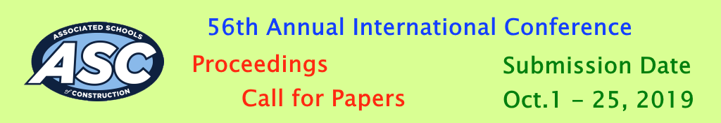 56th Annual International Conference